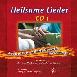 Heilsame Lieder CD 1
