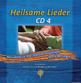 Heilsame Lieder CD 4