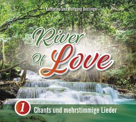 3 CDs: River of love 1 + Life is more + Pachamama + Liederbuch River of Love zum Sonderpreis von 70.00 Euro statt 79,90 Euro
