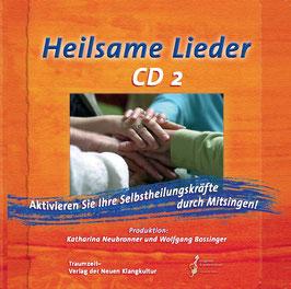 Heilsame Lieder CD 2