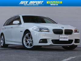 (RHD) BMW 528i TRG M-Sports PKG