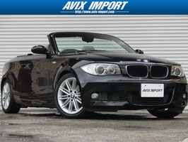 (RHD)  BMW 120i Convertible  M Sports-PKG