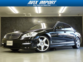 (LHD)  Mercedes-Benz S500L AMG SPORTS Edition