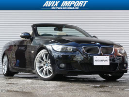 (RHD)  BMW 335i Convertible  M Sports-PKG