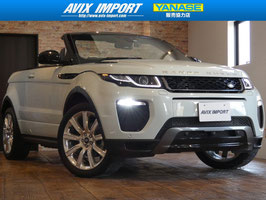(RHD)  Land Rover RangeRoverEvoque  Convertible HSE Dynamic