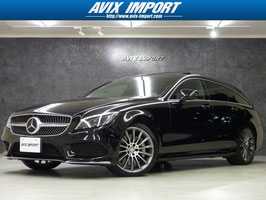(LHD)  Mercedes-Benz CLS550ShootingBrake 4Matic AMG-Line
