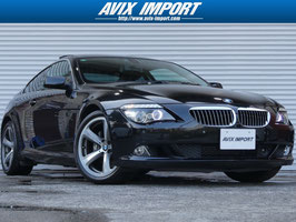 (LHD)  BMW 650i   GlassRoof NightVition