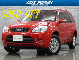 (RHD)  Ford Escape XLT 4WD