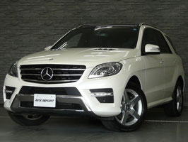 Mercedes-Benz ML350BT AMG SportsPackage
