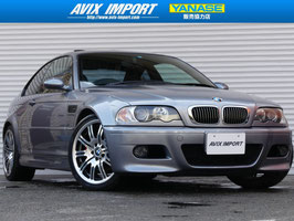 (RHD) BMW M3Coupe SMG II