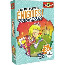 Mes premières enigmes_ Princesse