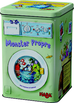 Monster Propre /Haba