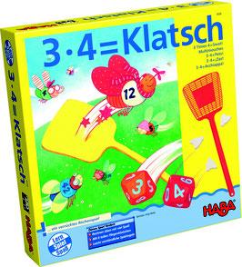3*4= Klatsch /Haba