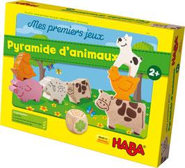 Mes premiers jeux: La pyramide d'animaux /Haba