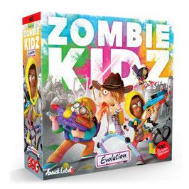 Zombie Kidz Evolution / Scorpion masqué