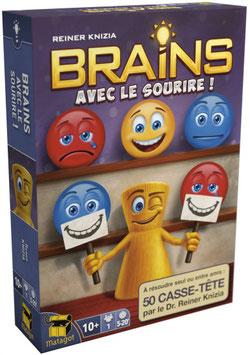Brains avec le sourire!