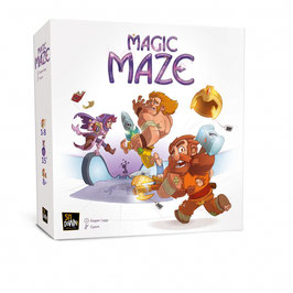 Magic Maze /Sit Down