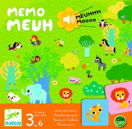 Memo Meuh / Djeco