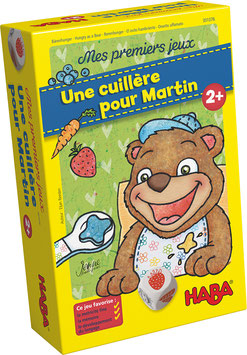 Une cuillère pour Martin /Haba