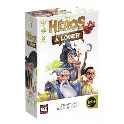 Héros à Louer / Iello