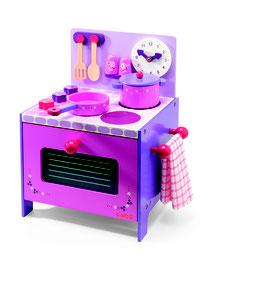 La cuisinière de Violette /Djeco