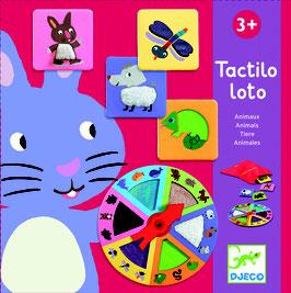 Tactilo Loto Animaux / Djeco