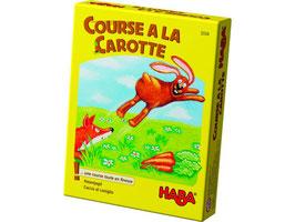 Course à la carotte /Haba