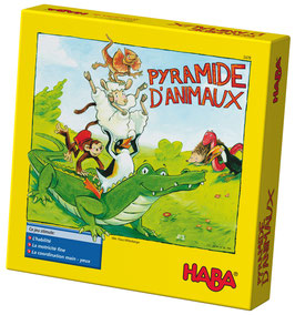 La pyramide des animaux /Haba