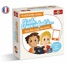 Activités pour grandir: J'aide mon enfant à faire bon usage des écrans