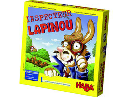 Inspecteur Lapinou /Haba