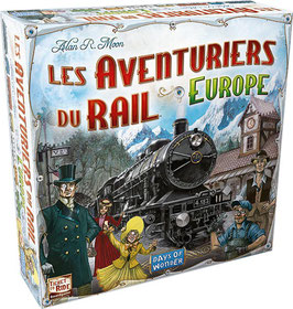 Les aventuriers du rail Europe /Days of Wonder