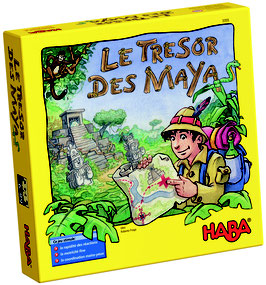 Trésor des Mayas /Haba