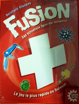 Fusion, le jeu le plus rapide de Suisse /GameFactory