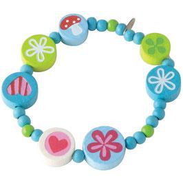 Bracelet  Glückssteine /Haba