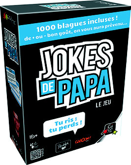 Jokes de Papa /Gigamic