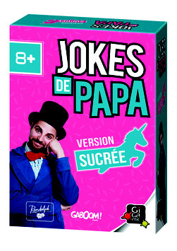 Jokes de Papa! - Extension sucrée