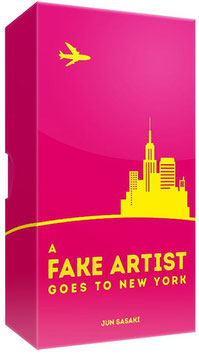 A Fake Artist Goes to New York / Oink Games