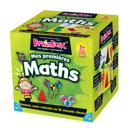 BrainBox Mes premiers Math