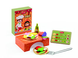 Jouets d'imitation Luigi Pizza / Djeco