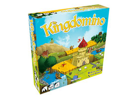 Kingdomino /Bleu Orange