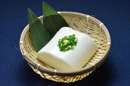 青まめ豆腐