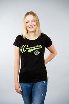 T-Shirt Damen schwarz   Wuppertal