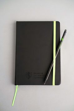 Set   UNI Notizbuch DIN A5