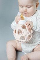 HEVEA Babyfläschchen Glas 120ml