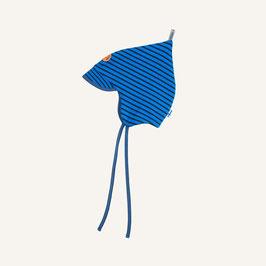 Finkid Jersey Zipelmütze POPI SPRING blue/navy