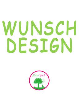 """Strampler """"Wunschdesign"""""""