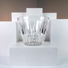 St. Louis Crystal Champagne & wine cooler, France, circa 1970