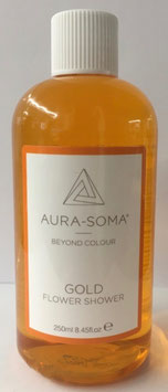 Flower Shower gold AURA-SOMA®, 250 ml