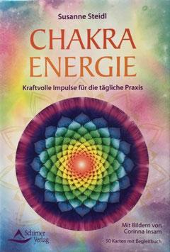 Kartenset Chakra Energie, Susanne Steidl