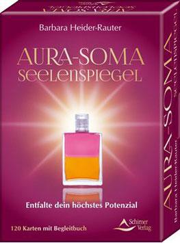 AURA-SOMA Seelenspiegel, Karten mit Begleitbuch, Barbara Heider-Rauter